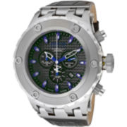 Invicta® Mens Reserve Specialty Subaqua Chronograph Watch, Silvertone