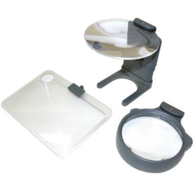 jcpenney.com | Hands Free Hobby Magnifier with 3 Lenses