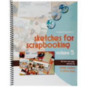 Scrapbook Generation-Sketches For Scrapbooking Volume 5