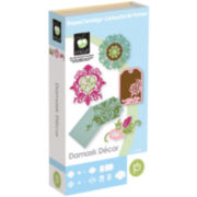 Cricut® Shape Cartridge—Damask Decor