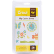 Cricut® Projects Cartridge—My Quiet Book