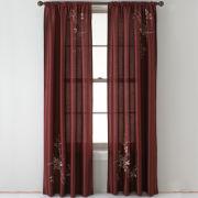 Alesandra Rod-Pocket Curtain Panel