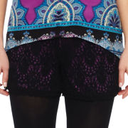 nicole by Nicole Miller® Lace Shorts