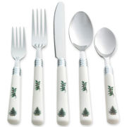 Nikko® Christmas 20-pc. Flatware Set
