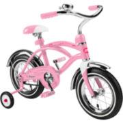 "Radio Flyer® Classic Pink 12"" Cruiser"