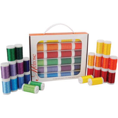 jcpenney.com | Melrose Trilobal 24-pk. Polyester Thread Assortment - Brights