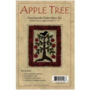 Apple Tree Punch Needle Kit