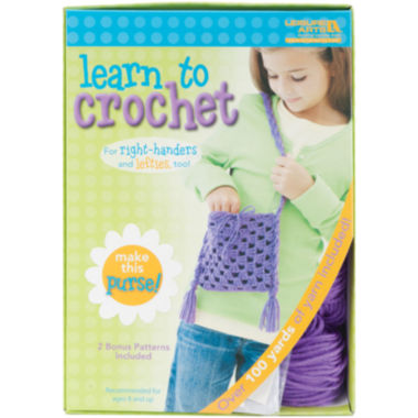 jcpenney.com | Learn To Crochet - Purse