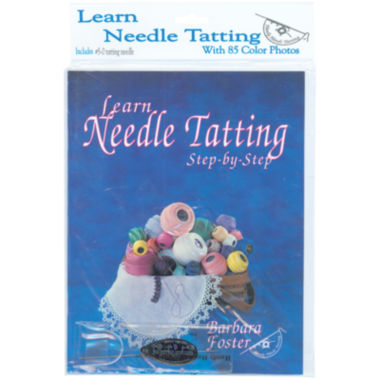 jcpenney.com | Learn Needle Tatting Step-by-Step Kit