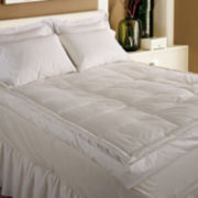 5'' inch Down Pillow Top  Feather Bed