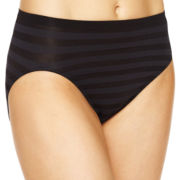 Jockey® Matte and Shine Modern Fit Hi-Cut Panties 1306