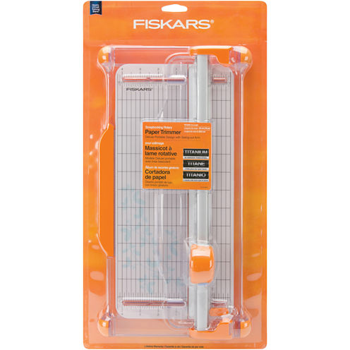 """Scrapbooking Rotary Paper Trimmer - 12"""""""