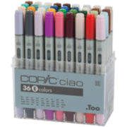 Copic Ciao 36-pc. Marker Set—Set E