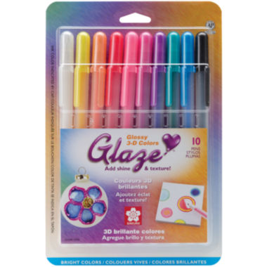 jcpenney.com | Gelly Roll Glaze Pens - Brights