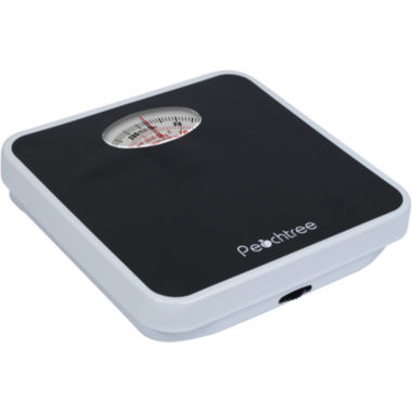 jcpenney.com | Peachtree Mechanical Scale with Rubber Mat