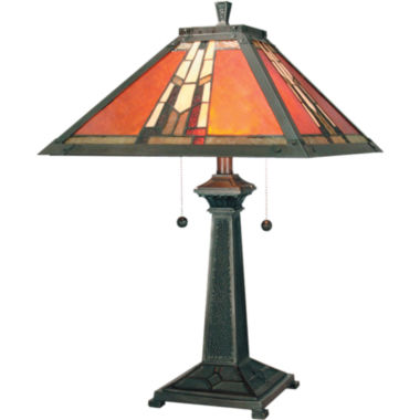 jcpenney.com | Dale Tiffany™ Monarch Mica Table Lamp