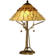Dale Tiffany Branch Base Table Lamp
