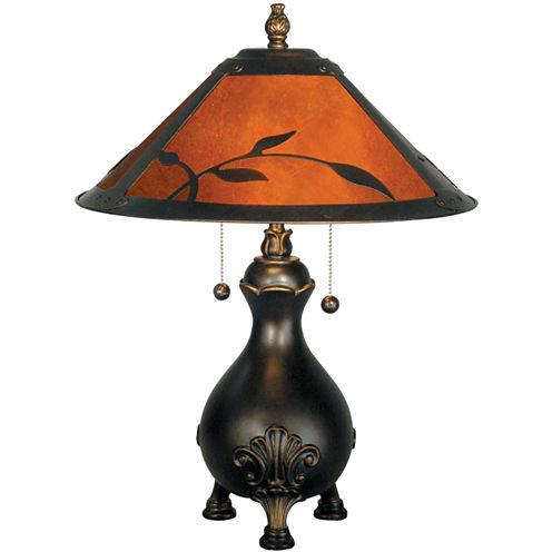Dale Tiffany™ Grand Marais Mica Table Lamp
