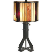 Dale Tiffany™ Geometric Table Lamp