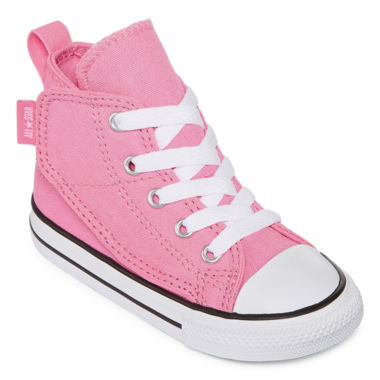 jcpenney.com | Converse® Chuck Taylor All Star Girls High-Top Sneakers - Toddler