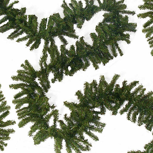 50 Ft. Unlit Commercial Length Canadian Pine Artificial Christmas Garland