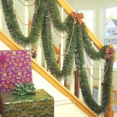 30 Ft. Unlit Green Mountain Pine Artificial Christmas Garland