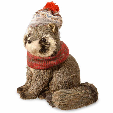 jcpenney.com | National Tree Co 12' Brown Raccoon