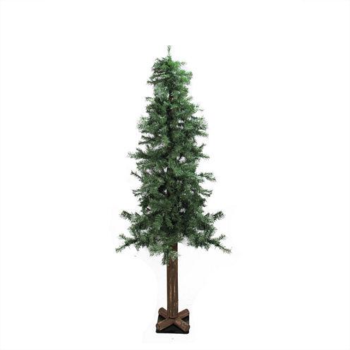 7' Woodland Alpine Artificial Christmas Tree - Unlit