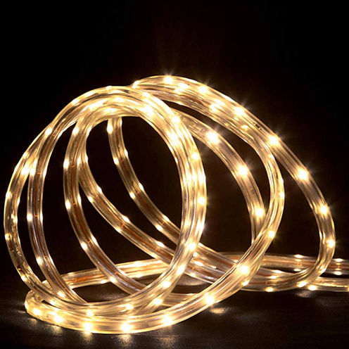 100' Commercial Warm White LED Indoor/Outdoor Linear Tape Lighting