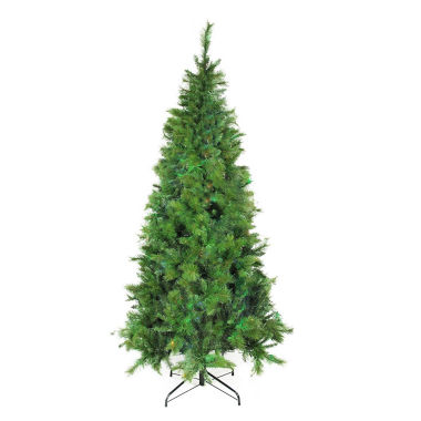 jcpenney.com | 7.5' Traditional Mixed Pine Artificial Christmas Tree - Unlit