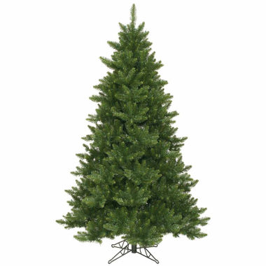 "jcpenney.com | 4.5' x 37"" Pre-Lit Cashmere Mixed Pine ArtificialChristmas Tree - Warm Clear LED Lights"""