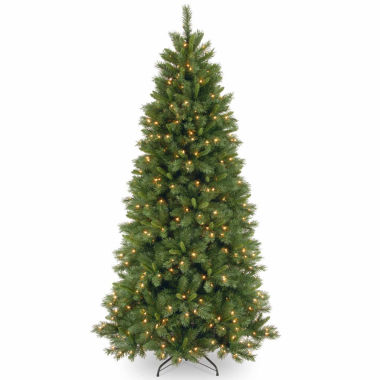 jcpenney.com | National Tree Co 7 1/2 Feet Pre-Lit Christmas Tree