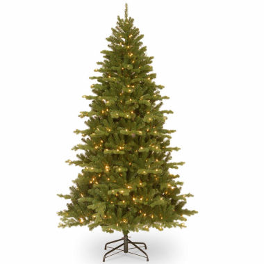 jcpenney.com | National Tree Co. 7 1/2 Feet Sheridan Spruce Pre-Lit Christmas Tree