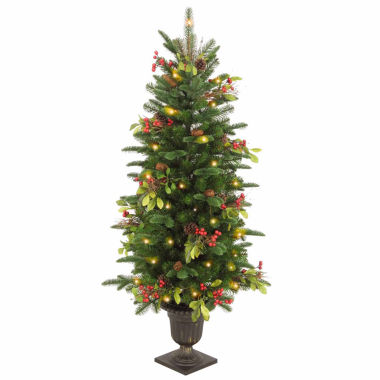 jcpenney.com | National Tree Co 4 Feet Entrance Pre-Lit Christmas Tree