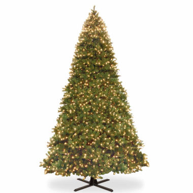 jcpenney.com | National Tree Co Bayberry Spruce Hinged Memory-Shape Pre-Lit Christmas Tree
