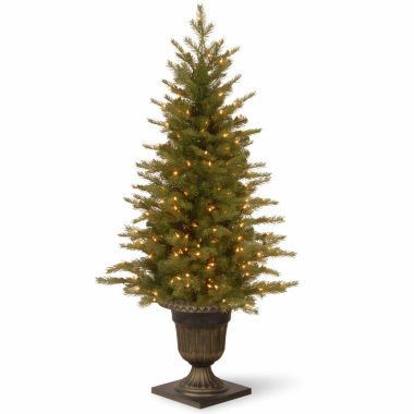 jcpenney.com | National Tree Co 4 Feet Nordic Spruce Entrance Pre-Lit Christmas Tree