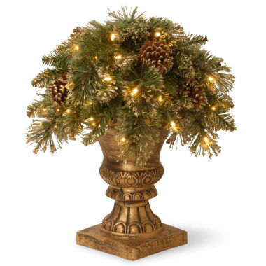 jcpenney.com | National Tree Co Glittery Gold Pine Porch Pre-Lit Christmas Tree