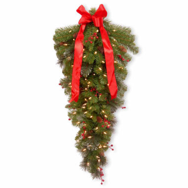 jcpenney.com | National Tree Co Crestwood Teardrop Christmas Garland