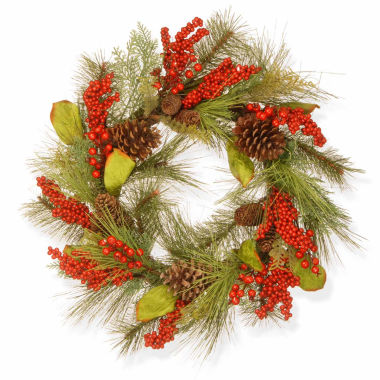 jcpenney.com | National Tree Co Holiday Flavor Indoor/Outdoor Christmas Wreath