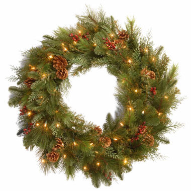 jcpenney.com | National Tree Co Noble Indoor/Outdoor Christmas Wreath