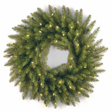 jcpenney.com | National Tree Co Dunhill Fir Indoor/Outdoor Christmas Wreath