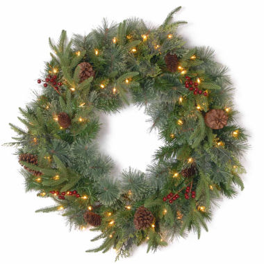 jcpenney.com | National Tree Co. Colonial Feel Real Indoor/Outdoor Christmas Wreath