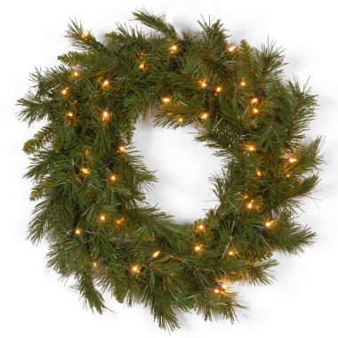 jcpenney.com | National Tree Co Winchester Pine Indoor/Outdoor Christmas Wreath