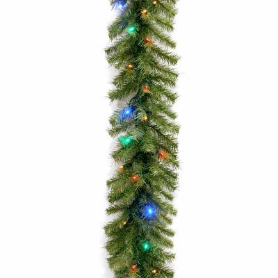 National Tree Co Norwood Fir Indoor Outdoor Christmas
