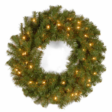 jcpenney.com | National Tree Co Kincaid Spruce Indoor/Outdoor Christmas Wreath
