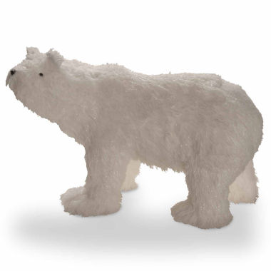 jcpenney.com | National Tree Co. Soft Cotton Fabric Polar Bear Animal Figurines