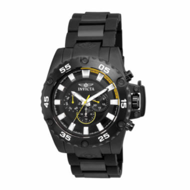 jcpenney.com | Invicta Mens Strap Watch-21782