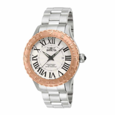 jcpenney.com | Invicta Mens Bracelet Watch-14539