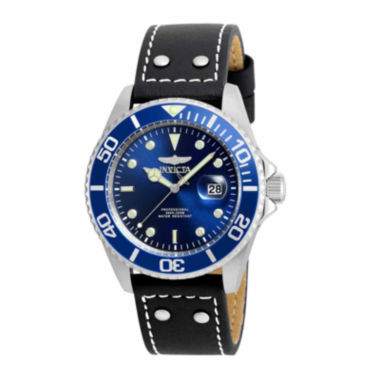 jcpenney.com | Invicta Mens Strap Watch-22068