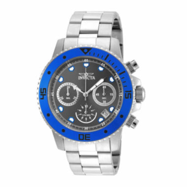 jcpenney.com | Invicta Mens Bracelet Watch-21886